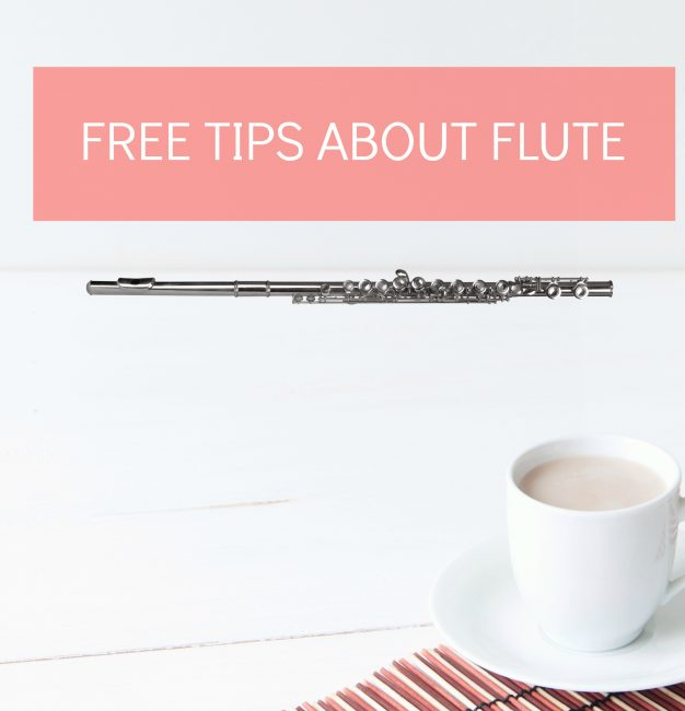 9 FLUTE TIPS to be productive