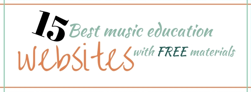 best music education websites