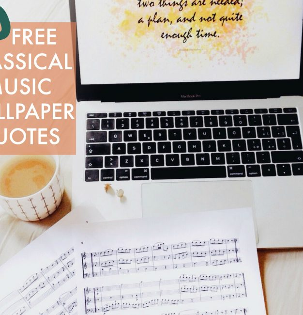 10 CLASSICAL MUSIC WALLPAPER QUOTES