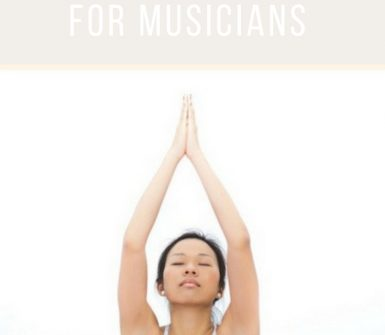 stretching for musicians