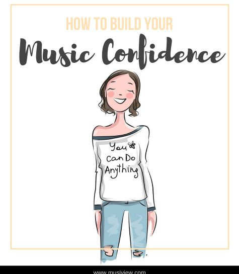 How to Build your Music Confidence