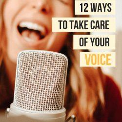 12 WAYS TO TAKE CARE…