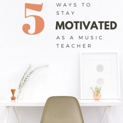 5 Ways To Stay Motivated…